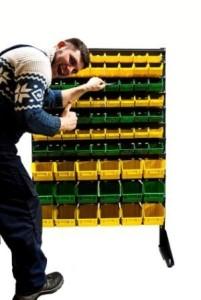 Купить стеллаж для метизов в Барвенково