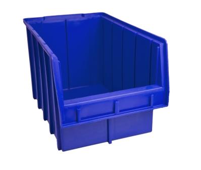 Ящики складские пластиковые 700 синий
