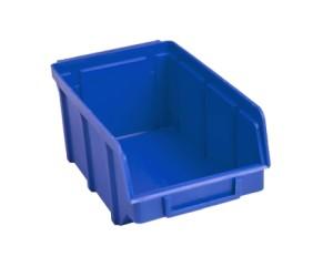 Складские контейнеры пластиковые 702 синий 75 х 100 х 155