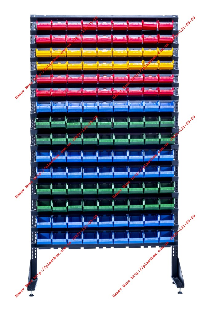 Оборудование с контейнерами для метиз