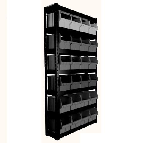 Купить стеллаж для метизов с ящиками в Ахтырке