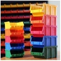 Ящики для склада Ящики для маленьких болтов Ящики для мелких деталей