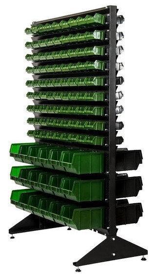 Купить ящики для метизов в Виннице, стеллаж для метизов с ящиками в Виннице