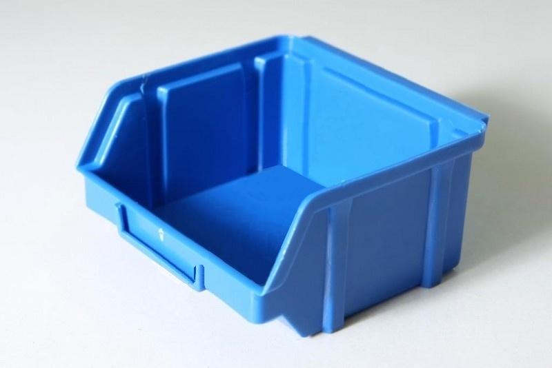 Метизный лоток пластиковый 703 синий