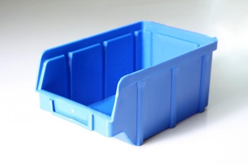 Ящики для стеллажей 701 синий