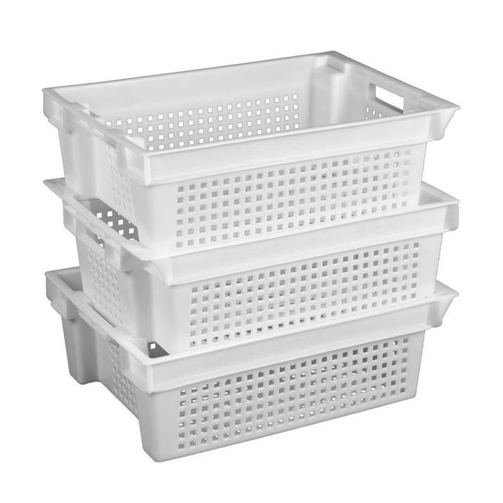 Ящики для заморозки мяса рыбы фруктов 600*400*200