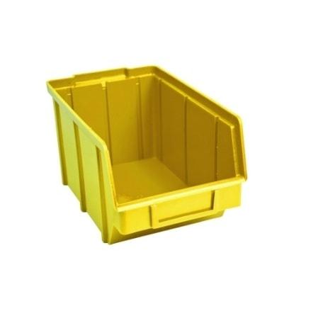 Ящики для метизов 701 (230*145*125) желтый